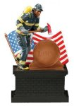 Signature Series Awards -Service Collection Firefighter Trophy Awards
