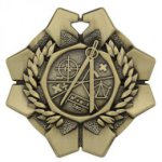 Imperial Medals -Math  Scholastic Trophy Awards