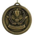 Value Medal Series Awards -Participation Scholastic Trophy Awards